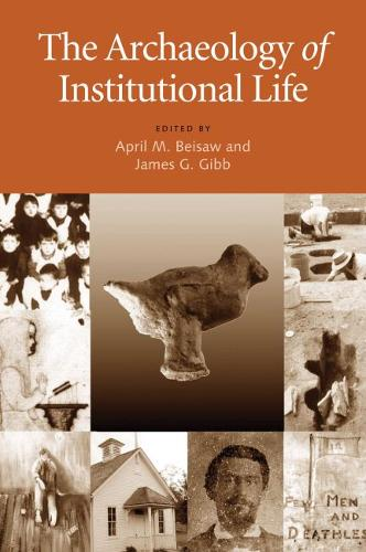 The Archaeology of Institutional Life (Hardback)
