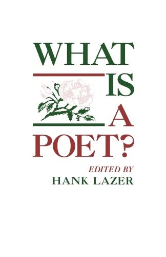 What Is A Poet? (Paperback)