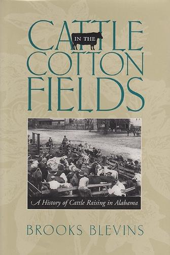 Cattle in the Cotton Fields: A History of Cattle Raising in Alabama (Paperback)