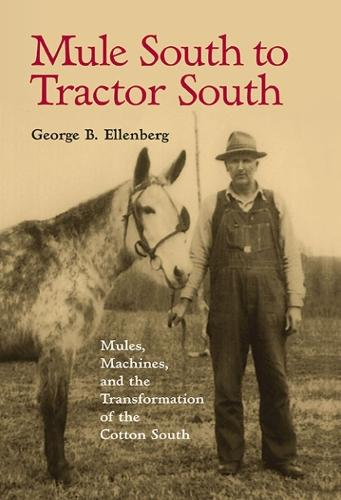 Mule South to Tractor South: Mules, Machines, and the Transformation of the Cotton South (Paperback)