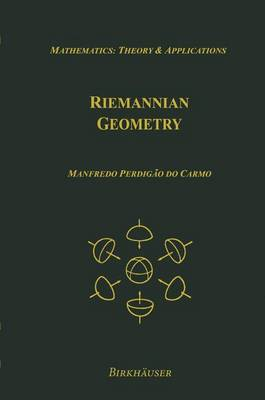 Riemannian Geometry - Mathematics: Theory & Applications (Hardback)