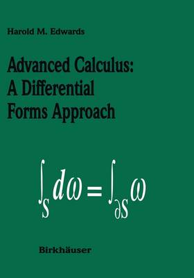 Advanced Calculus: A Differential Forms Approach (Hardback)