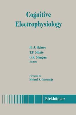 Cognitive Electrophysiology (Hardback)