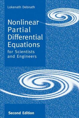 Nonlinear Partial Differential Equations for Scientists and Engineers (Hardback)