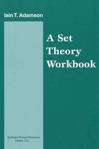 A Set Theory Workbook (Paperback)
