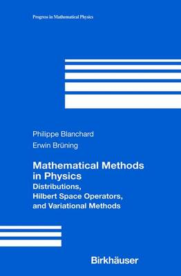 Mathematical Methods in Physics: Distributions, Hilbert Space Operators, and Variational Methods - Progress in Mathematical Physics 26 (Hardback)