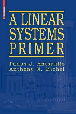 A Linear Systems Primer (Paperback)