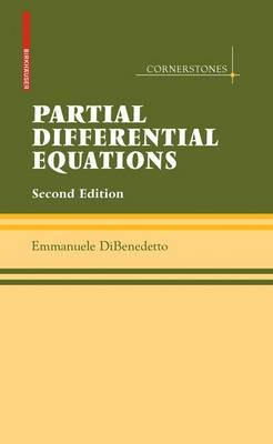 Partial Differential Equations: Second Edition - Cornerstones (Hardback)