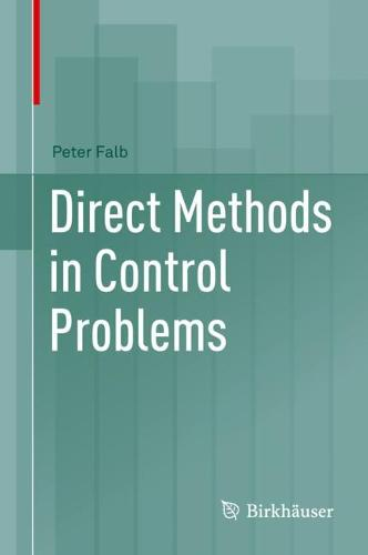 Direct Methods in Control Problems (Hardback)