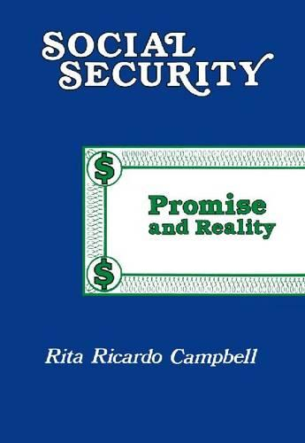 Social Security: Promise and Reality (Hardback)