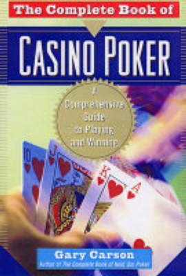 The Complete Book Of Casino Poker (Paperback)