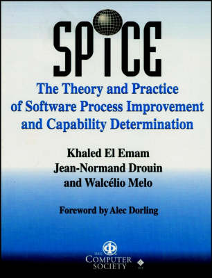 Spice: The Theory and Practice of Software Process Improvement and Capability Determination - Systems (Hardback)