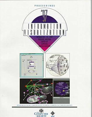 IEEE Symposium on Information Visualization: InfoVis '97 (Paperback)