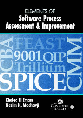Elements of Software Process Assessment and Improvement (Paperback)