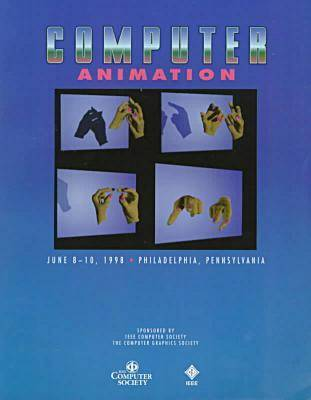 Computer Animation 1998 (Paperback)