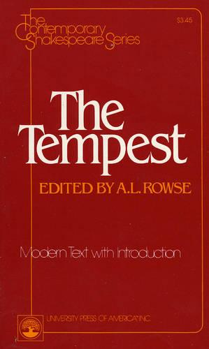 The Tempest: Modern Text with Introduction - The Contemporary Shakespeare Series 2 (Paperback)