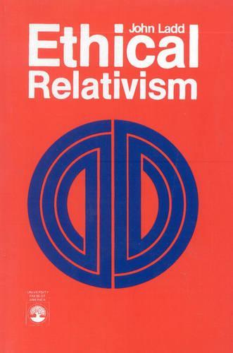 Ethical Relativism (Paperback)