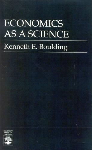 Economics as a Science (Paperback)