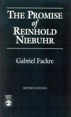 The Promise of Reinhold Niebuhr (Paperback)