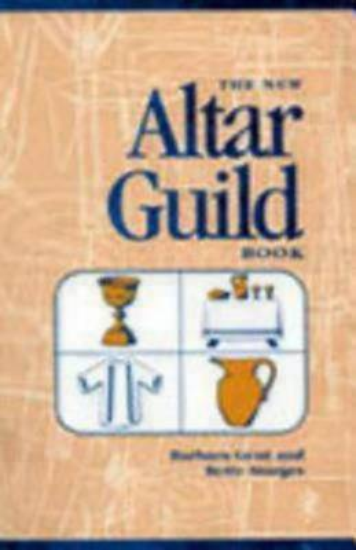 New Altar Guild Book (Paperback)