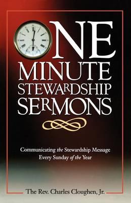 One Minute Stewardship (Paperback)