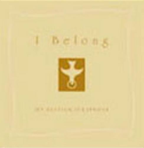I Belong My Baptism Scrapbook (Hardback)