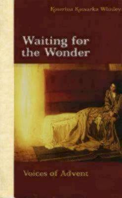Waiting for the Wonder: Voices of Advent (CD-Audio)