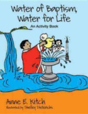 Water of Baptism, Water for Life: An Activity Book (Hardback)