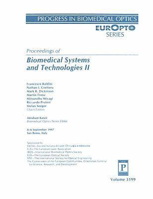 Biomedical Systems & Technologies Ii (Paperback)