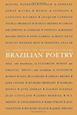 An Anthology of Twentieth-Century Brazilian Poetry (Paperback)