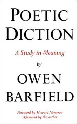 Poetic Diction (Paperback)