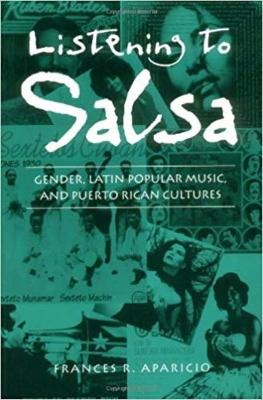 Listening to Salsa (Paperback)
