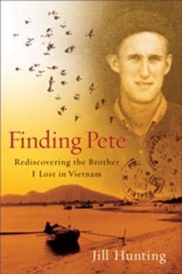 Finding Pete (Hardback)