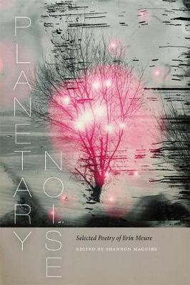 Planetary Noise: Selected Poetry of Erin Moure - Wesleyan Poetry Series (Hardback)