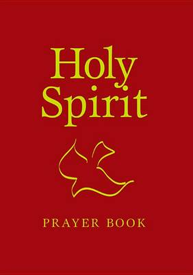 Holy Spirit Prayer Book (Leather / fine binding)