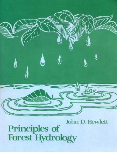 Principles of Forest Hydrology (Paperback)