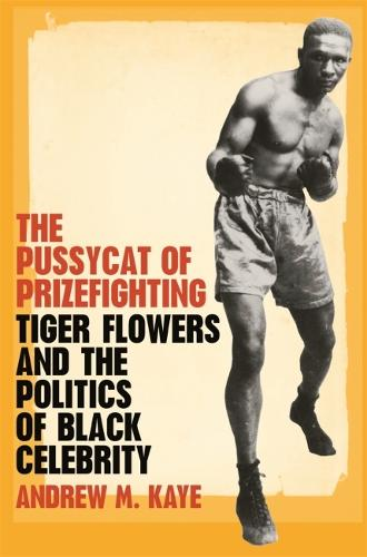 The Pussycat of Prizefighting: Tiger Flowers and the Politics of Black Celebrity (Paperback)