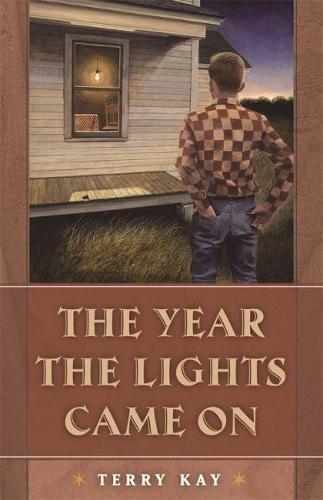 The Year the Lights Came on - Brown Thrasher Books (Paperback)