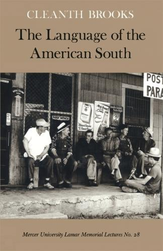 The Language of the American South (Paperback)