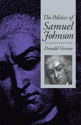 The Politics of Samuel Johnson (Paperback)
