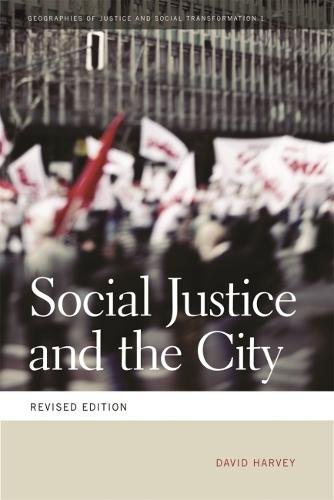 Social Justice and the City (Paperback)