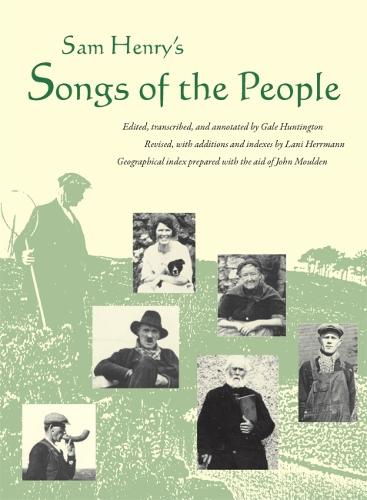 Sam Henry's Songs of the People (Paperback)