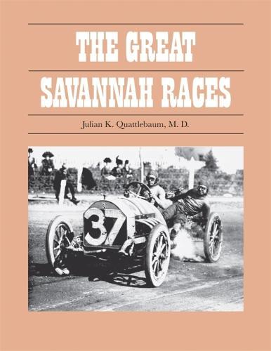 The Great Savannah Races (Paperback)