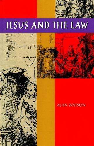 Jesus and the Law (Paperback)