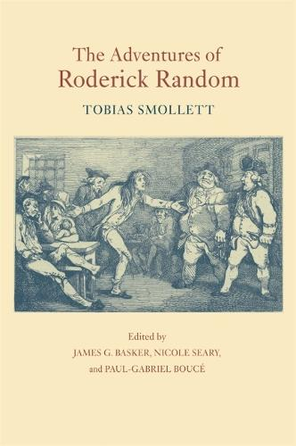 The Adventures of Roderick Random - The Works of Tobias Smollett (Paperback)