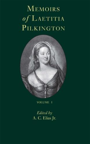 Memoirs of Laetitia Pilkington (Paperback)