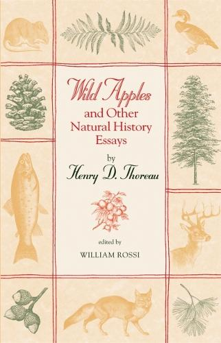 Wild Apples and Other Natural History Essays (Hardback)