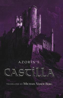 Castilla: Translated by Michael Vande Berg (Hardback)