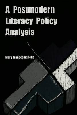 A Postmodern Literacy Policy Analysis - Counterpoints 125 (Paperback)