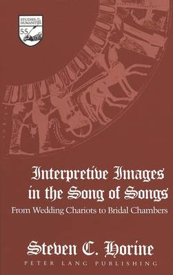 Interpretive Images in the Song of Songs: from Wedding Chariots to Bridal Chambers - Studies in the Humanities Literature - Politics - Society 55 (Hardback)